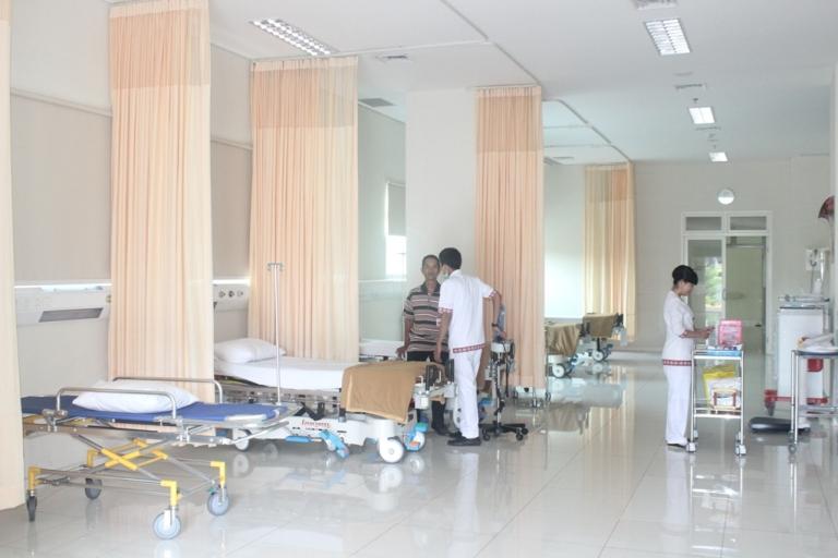 Harga Sekat Gorden Rumah Sakit Termurah