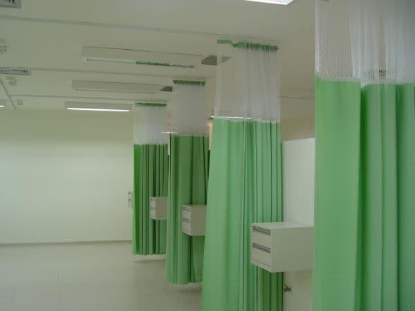 Jual Tirai Penyekat Rumah Sakit Terbaik
